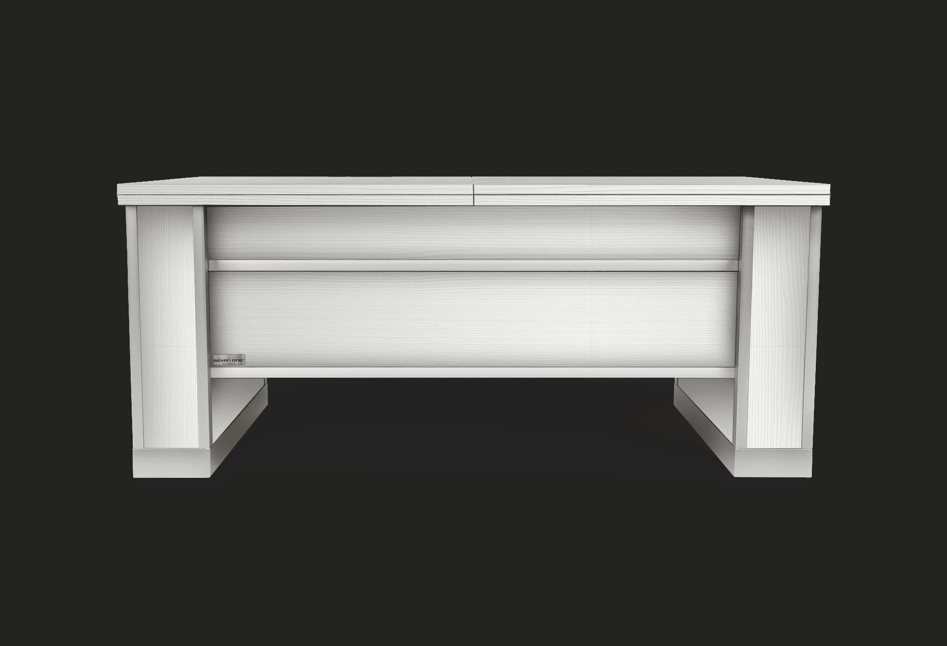 Mesa extensible y elevable cervino