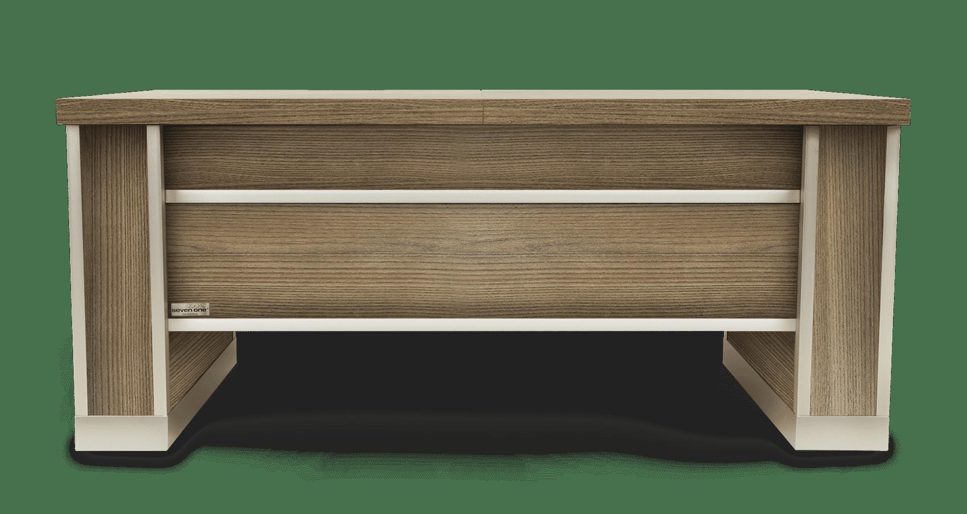 Mesa extensible y elevable olmo