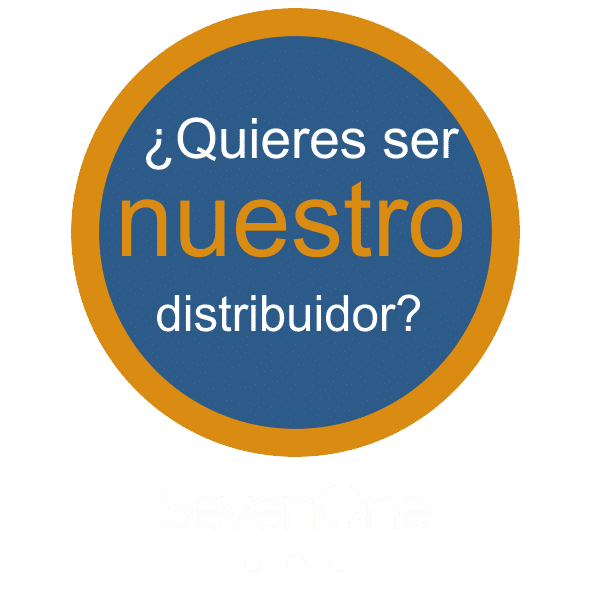 distribuidor sevenone mesa extensible y elevable